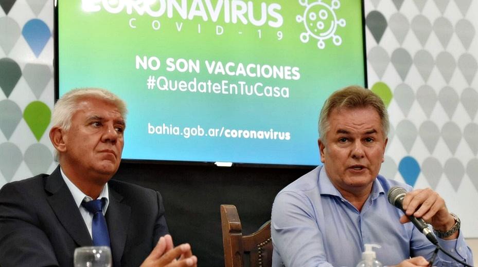 """Dichiara cuestionó a Gay por el manejo de la pandemia: """"Bahía está absolutamente liberada"""""""