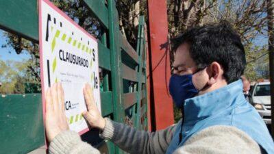 """Desde Medio Ambiente aseguran que el Zoológico de Luján funcionaba gracias a un """"un manto de protección"""""""