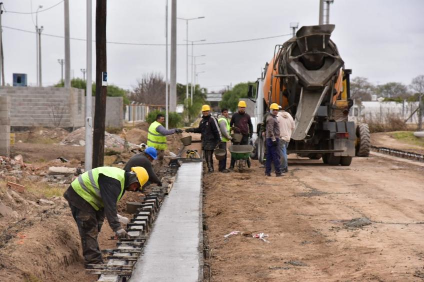 Kicillof relanzó el Fondo de Infraestructura Municipal: 44 distritos, 60 obras y 736 millones de pesos
