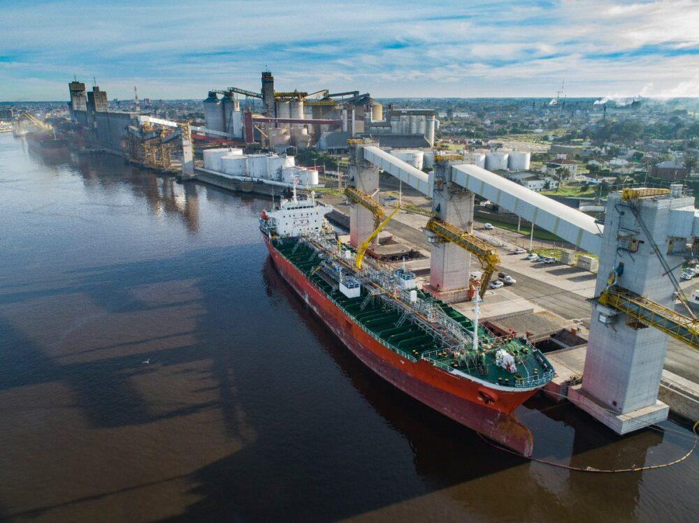 A pesar de la pandemia, los puertos de la Provincia aumentaron la carga movilizada