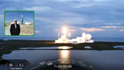 Marcos Actis habló sobre el Saocom 1B, Space X y el sueño de que Argentina tenga un lanzador propio