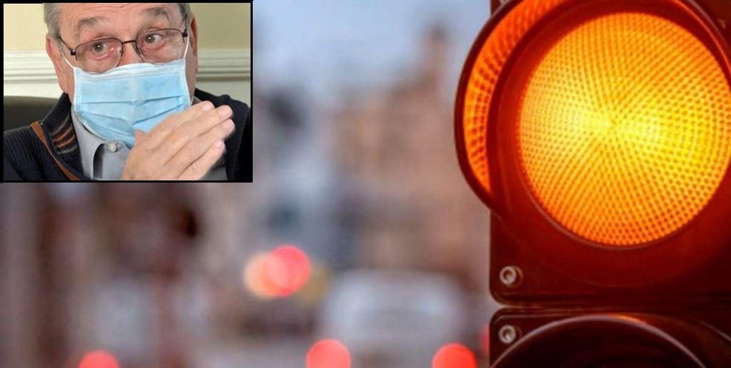 """Tandil: Lunghi pone el semáforo en """"amarillo"""" y propone crear el """"naranja"""""""