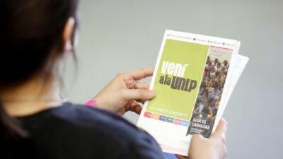La Universidad de La Plata le puso fecha a la inscripción para el ciclo 2021