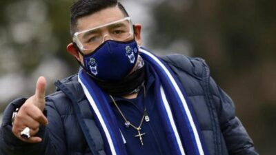 """Alberto y Massa se sumaron a la campaña solidaria """"Las Diez del 10"""" que lanzará Maradona el día de su cumpleaños"""