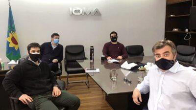 Asociación de anestesiólogos pidió un convenio directo con IOMA