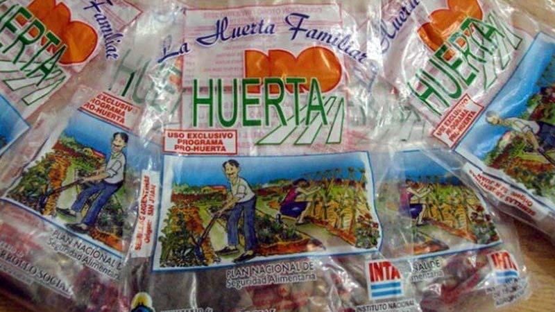 Las Flores: Donde conseguir semillas de la temporada otoño/invierno del ProHuerta