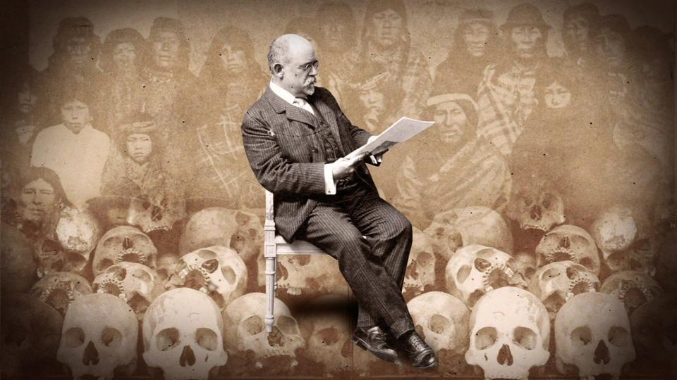 """""""El Perito Moreno fue uno de los que planificó el genocidio de los pueblos originarios"""""""