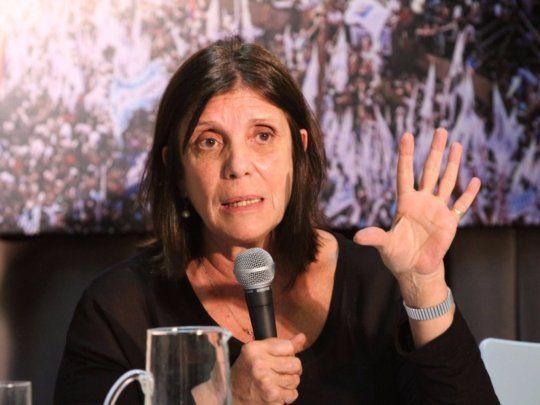 """Clases: Teresa García criticó a Ciudad y anticipó """"pensamos presencialidad y virtualidad combinada"""""""