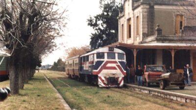 Después de casi 30 años inactivo, licitaron las obras para la vuelta del tren a Navarro
