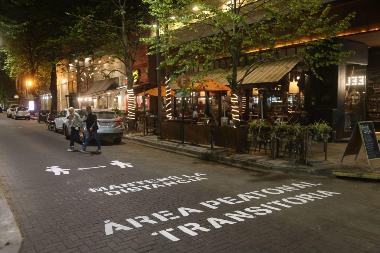 La Plata / Los centros comerciales se convertirán en peatonales por el Día de la Madre
