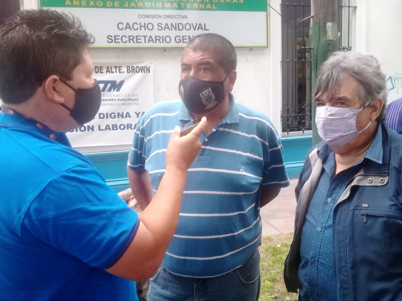 Inauguraron el Anexo del Jardín Maternal de Sindicato de Trabajadores Municipales de Almirante Brown