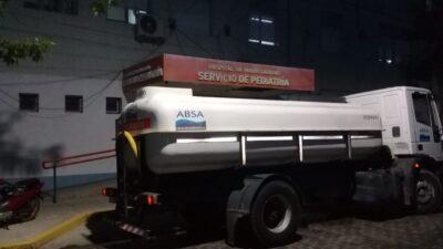 ABSA continúa normalizando el servicio de agua tras la aparición de algas en el Río de La Plata