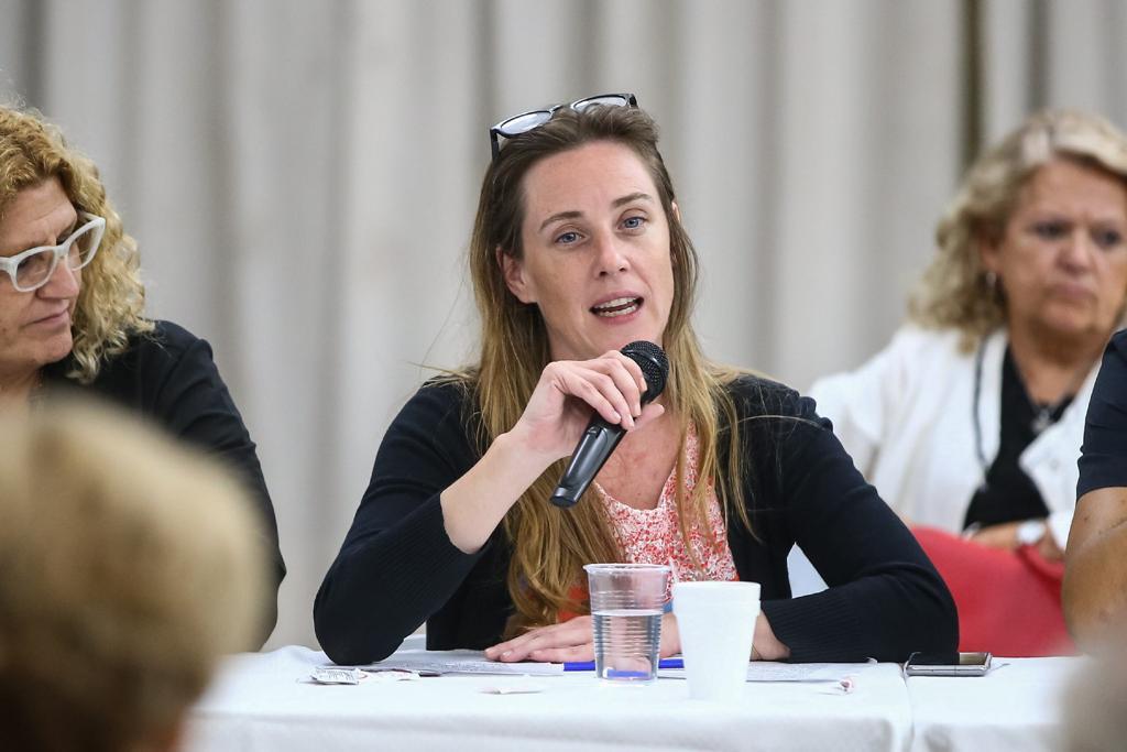 """Agustina Vila criticó los dichos de Soledad Acuña: """"Las generalizaciones son injustas y ofensivas"""""""