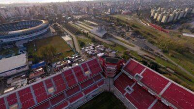 """El senado declaró a Avellaneda como """"Capital Nacional del Fútbol"""""""