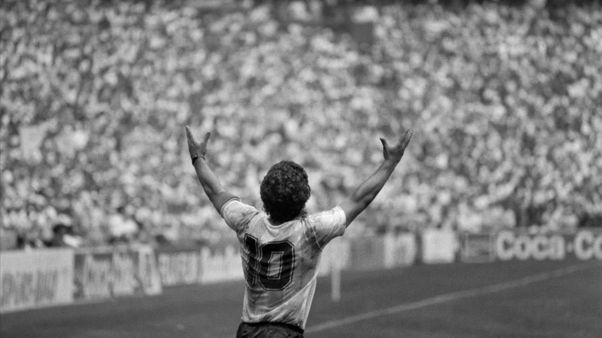 San Maradona: El más humano de los dioses