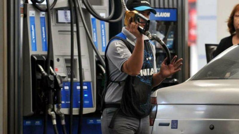 Aumentó la nafta 2,9% y es el quinto incremento en 6 meses