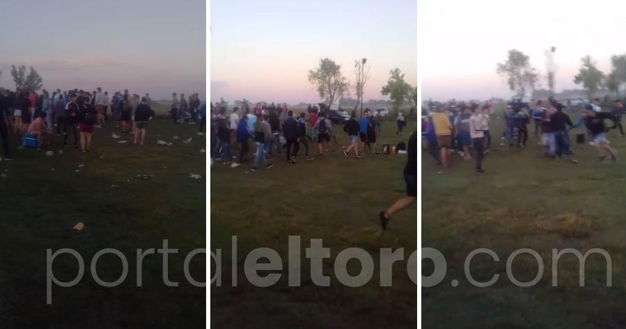 Hubo descontrol en un parque de Carlos Casares y el intendente decidió cerrar los espacios públicos por la noche