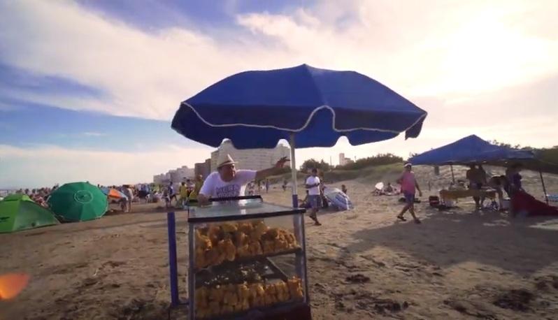 """""""El verano ya empezó"""", el hitazo que ya suena en la costa bonaerense"""