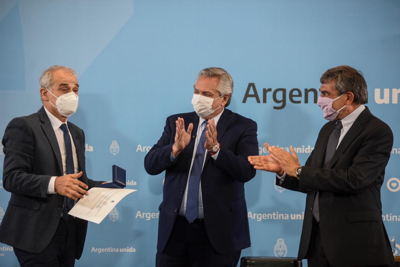 Un agrónomo del INTA Balcarce ganó el máximo premio de la ciencia argentina