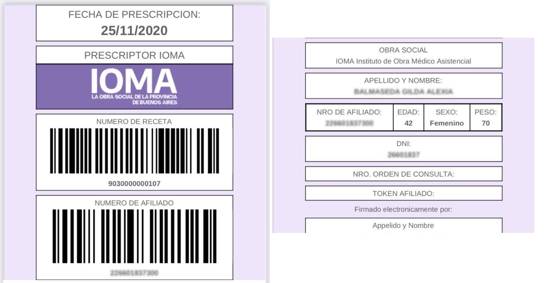 IOMA lanzó las recetas electrónicas ¿Se terminan las visitas al médico para solicitarlas?