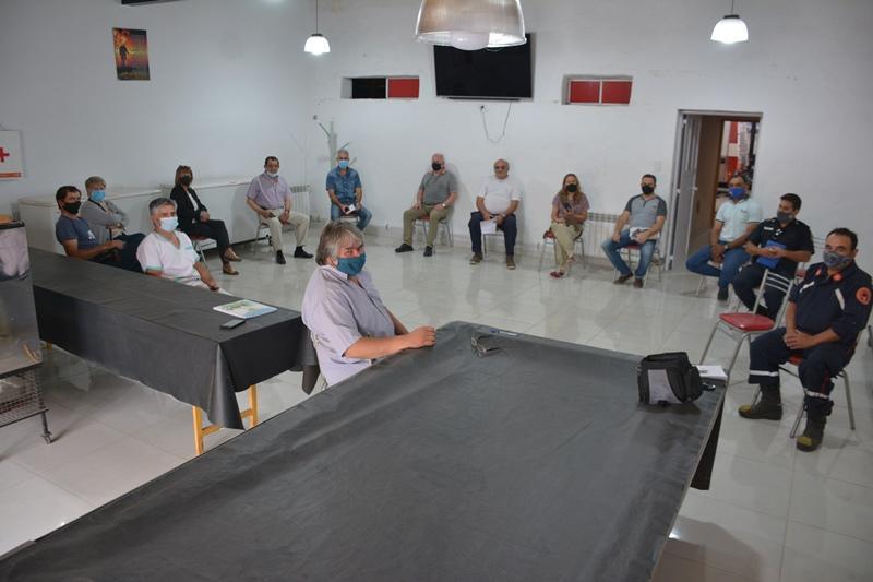 Alerta Meteorológico: Benito Juárez se prepara y diagrama acciones ante un posible temporal