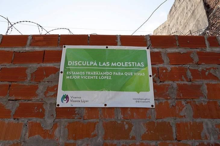 La Justicia ordenó tirar el muro de Jorge Macri y reabrir el ingreso al barrio Gándara de Olivos