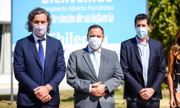 Gobernadores del NEA y NOA pidieron a Cafiero mayor igualdad de recursos respecto a Ciudad Autónoma