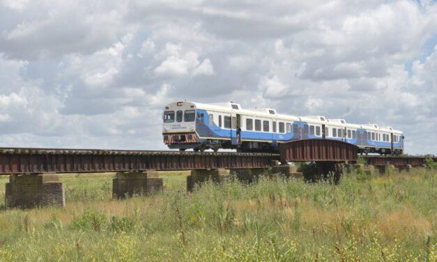 El lunes vuelve el tren a Pinamar y desde constitución costará $570