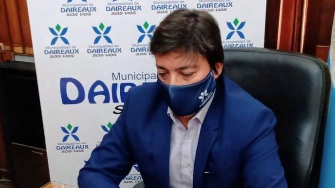 Daireaux: Acerbo no espera el DNU de Alberto y restringe la actividad nocturna por la suba de casos