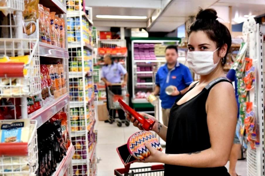 Comenzaron las 48 horas de descuentos en grandes supermercados con Banco Provincia
