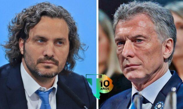 """Macri pidió que abran las escuelas y Cafiero le respondió: """"Todos queremos clases presenciales"""""""