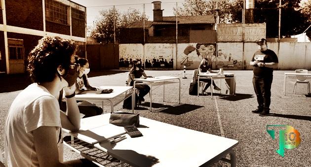 San Martín: Programa de revinculación escolar para los que perdieron contacto con la escuela