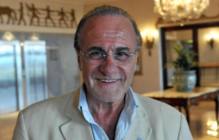 Murió el ex presidente de la FEBA, Raúl Lamacchia