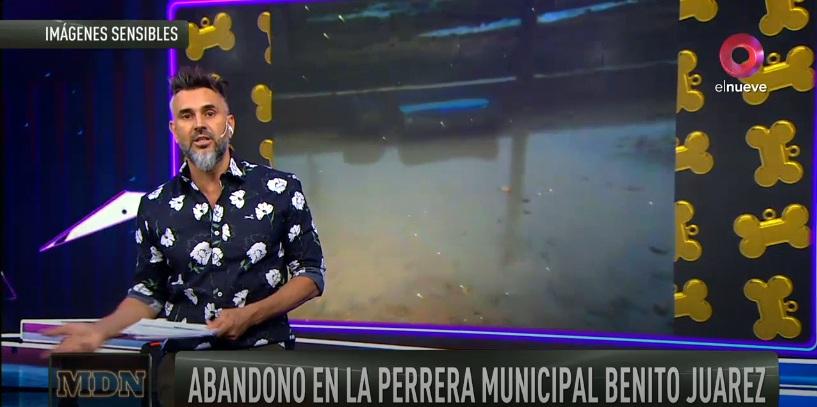 El Municipio de Benito Juárez intimó al conductor Leonardo Montero a retractarse o pidió derecho a réplica