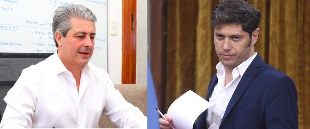 """El intendente de Pergamino criticó a Kicillof: """"Menosprecia el trabajo de los equipos de salud"""""""