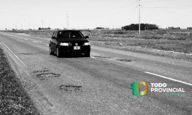 Repavimentarán las rutas provinciales Nº30 y Nº51