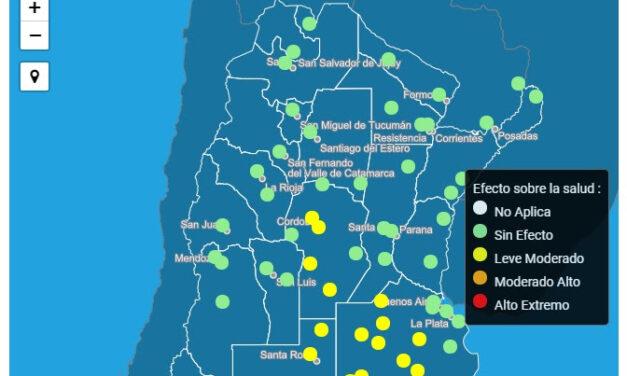 Ola de calor: Las temperaturas podrían superar los 40º C en zonas del territorio bonaerense