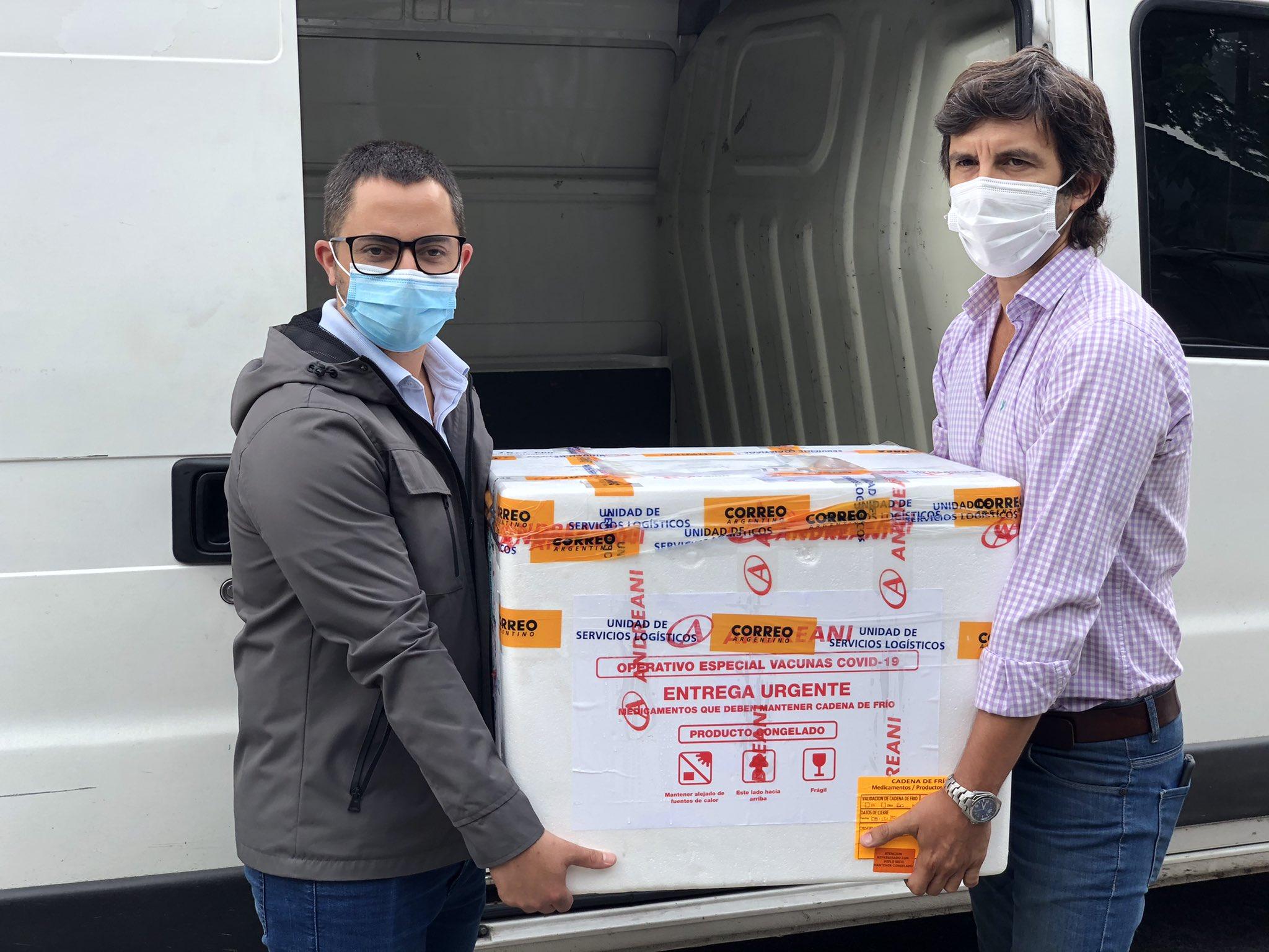 Provincia calcula vacunar a un millón y medio de bonaerenses entre Enero y Febrero