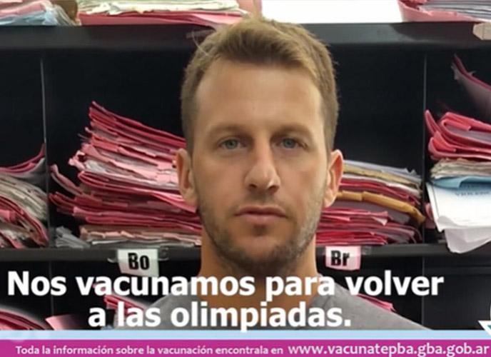 """¡Grotesco! Desde la AJB reclaman la vacuna para """"participar de las olimpiadas"""""""