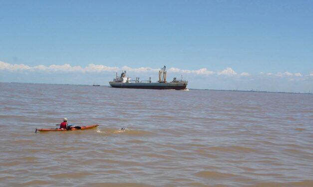 """Organizan un acto público por el dragado del Canal Magdalena """"en defensa de la soberanía nacional"""""""
