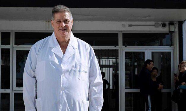 Preocupa la salud del ex ministro de salud bonaerense, Alejandro Collia afectado por covid