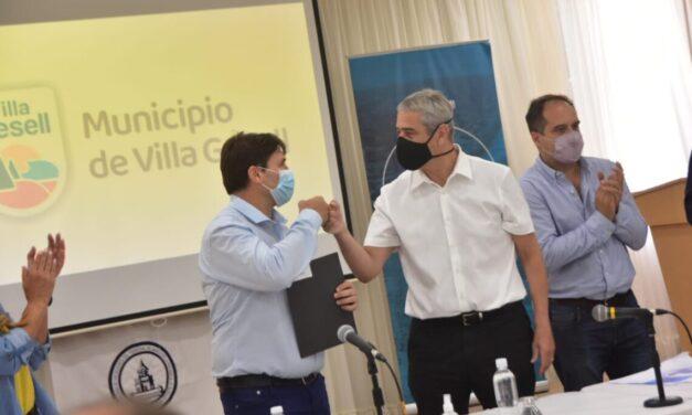 """Se volverán a construir viviendas en Las Flores de la mano del programa """"Casa Propia"""""""