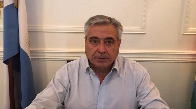 """El intendente de Gral Villegas fue trasladado, se encuentra delicado y """"con oxígeno"""" por contraer coronavirus"""