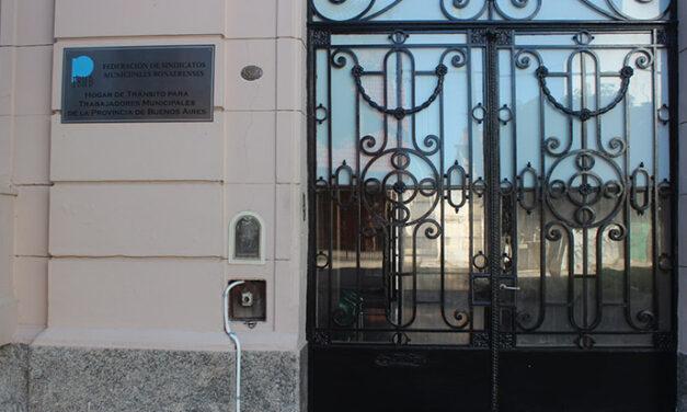 Reabre el Hogar de Tránsito para Trabajadores Municipales en La Plata