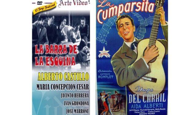 """El Tangazo del fin de Semana: El cine """"victoria"""" en programa a todo tango para las damas"""