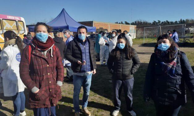 """Desde el Consejo Universitario Bonaerense tildaron de """"canallezco y mezquino"""" los ataques a los voluntarios"""