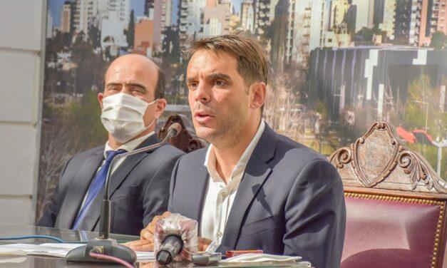 """San Nicolás: """"Este año vamos a duplicar las obras"""", adelantó Manuel Passaglia"""