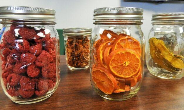El INTA lanzó un nuevo curso online: elaboración de conservas y deshidratación de frutas y hortalizas
