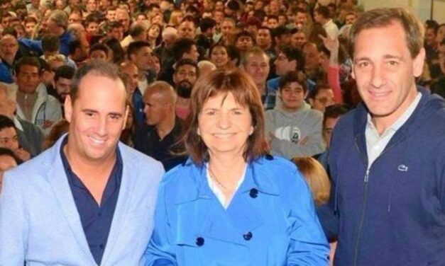 "Saintout: ""Entre Estela de Carlotto y Palummo, Garro eligió a Palummo"""