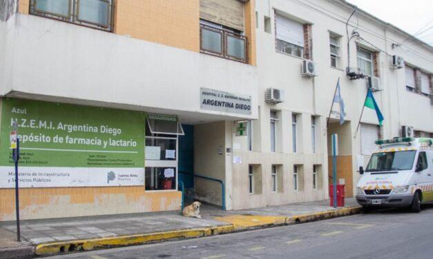 Azul: una enfermera denunció a los directores del Hospital de Niños por desviar vacunas para familiares y amigos